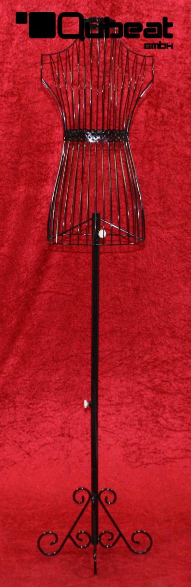 kleiderst nder metall schwarz wert halsumfang schulterbreite brustumfang unterbrustumfang. Black Bedroom Furniture Sets. Home Design Ideas